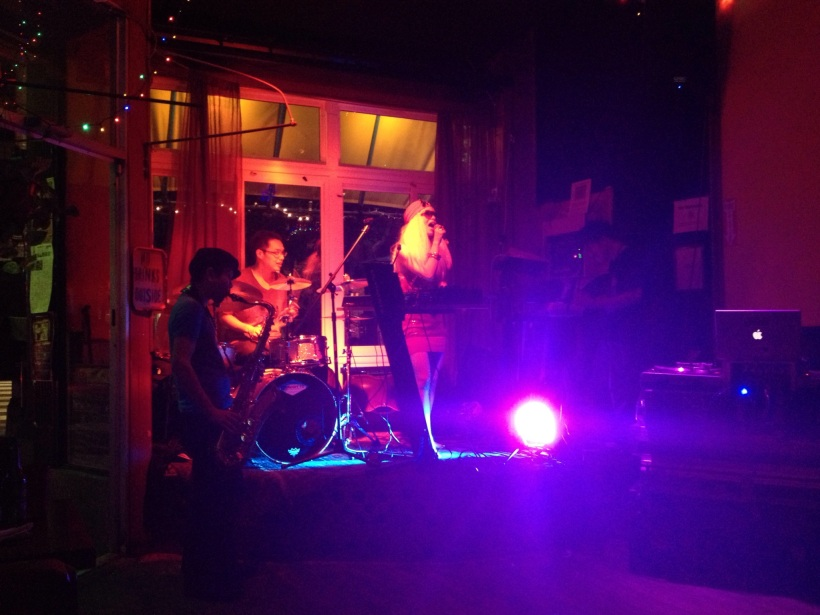 Honey Sauce Band at Middle East Corner